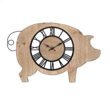 Piggie Wall Clock
