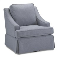 AYLA Swivel Glide Chair Product Image