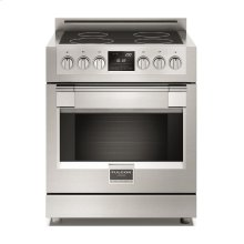 30'' Induction Professional Range