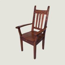 Arrowback Arm Chair
