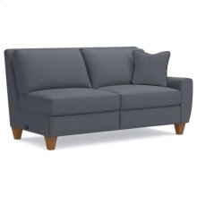 Edie duo® Reclining Left-Arm Sitting Loveseat