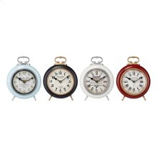 Laurent Desk Clocks - Ast 4