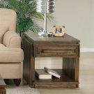 Modern Gatherings - Side Table - Brushed Acacia Finish Product Image
