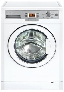 """24"""" 1000 rpm LCD washer, 1.95 cu ft load capacity, white (22"""" deep)"""