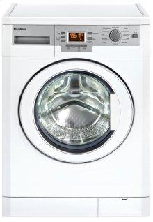 24in Compact Washing Machine, 1.95 cu. ft., White