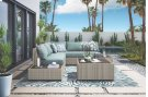 Sofa/Love SEC/End TBLS (3/CN) Product Image
