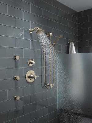 Slide Bar Handshower