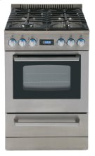 "24"" Deluxe Gas Range - Elite Series Product Image"