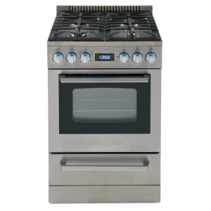 "Avanti24"" Deluxe Gas Range - Elite Series"