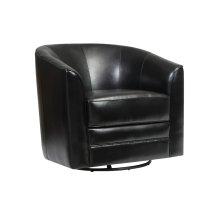 Emerald Home Milo Swivel Chair Black U5029c-04-16