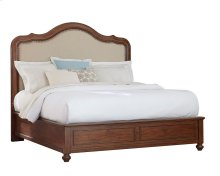 Creswell Upholstered Bed, Queen