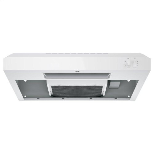 """GE® 24"""" Under The Cabinet Hood"""