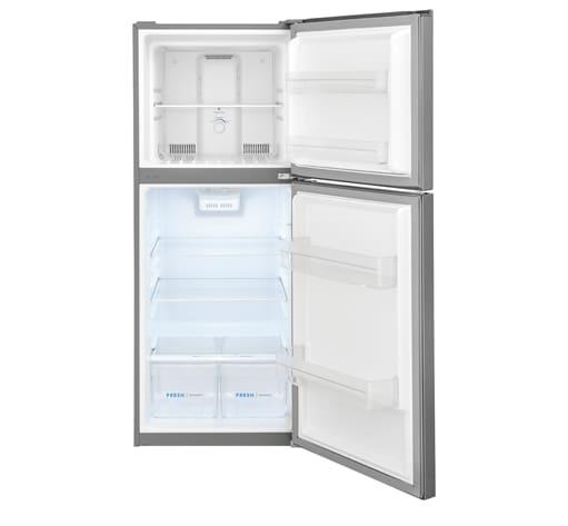 FFET1022UV Frigidaire 10.1 Cu. Ft. Top Freezer Apartment ...