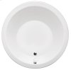 Tub Only/Soaker Round with Airbath