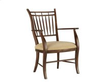 Spindle Dining Arm Chair