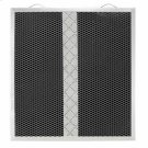 "Type Xa Non-Ducted Replacement Charcoal Filter 13.680"" x 12.850"" x 0.375"" Product Image"