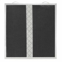 "Type Xa Non-Ducted Replacement Charcoal Filter 13.680"" x 12.850"" x 0.375"""