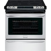 Gallery 30'' Slide-In Electric Range