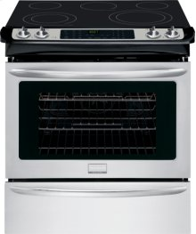 Frigidaire Gallery 30'' Slide-In Electric Range