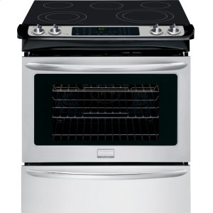 Gallery 30'' Slide-In Electric Range -