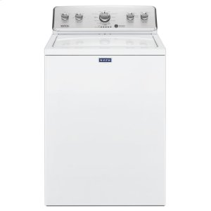 MaytagLarge Capacity Top Load Washer with the Deep Fill Option - 3.8 cu. ft.