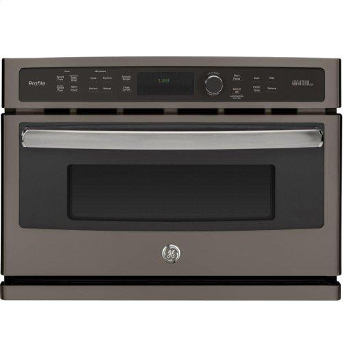 GE Profile™ Series 27 in. Single Wall Oven Advantium® Technology