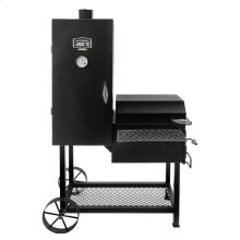 BANDERA VERTICAL OFFSET SMOKER