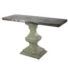 Aramis Pedestal Console