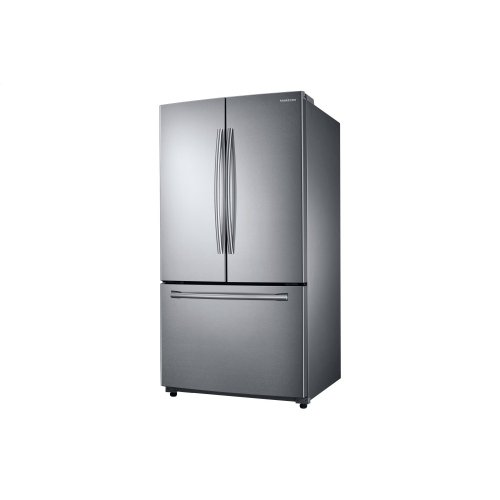 "RF26HFENDSR 36"" French Door Refrigerator with Twin Cooling Plus System"