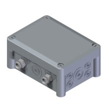 Electronic Card and Inlet for LED