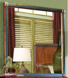 Rustic Lodge Mirror