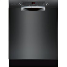 300 Series Dishwasher 24'' Black