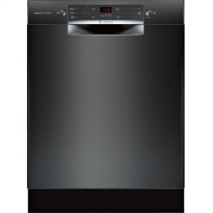 Bosch300 Series Dishwasher 24'' Black SGE53X56UC