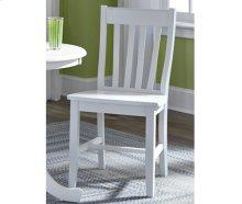School House Chair Pure White