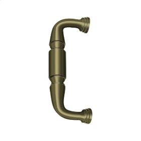 """Door Pull, 6"""" - Antique Brass"""