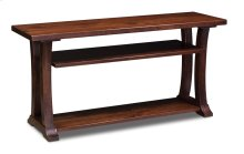 Alexandria Open TV Stand, Large