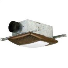 70 CFM Heat/Vent/Light - Bronze