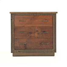 Berkeley - 3 Drawer Chest