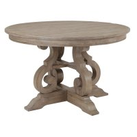 "48"" Round Dining Table Product Image"