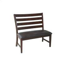 Dining - Kona Ladder Back Dining Bench Product Image
