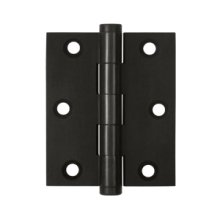 "3""x 2 1/2"" Screen Door Hinge - Oil-rubbed Bronze"