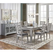Sarasota Springs Ext Dining Table
