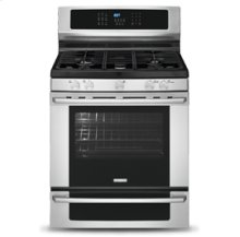 30'' Gas Freestanding Range with IQ-Touch Controls