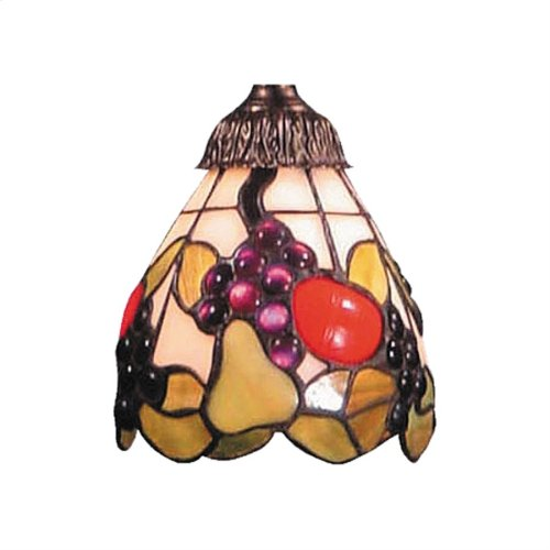 Mix-N-Match Fruit 1-Light Glass Only 97745M