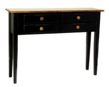 """#267 Wrightsville Console Table 42""""wx11""""dx30""""h"""