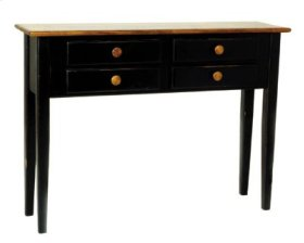 "#267 Wrightsville Console Table 42""wx11""dx30""h"