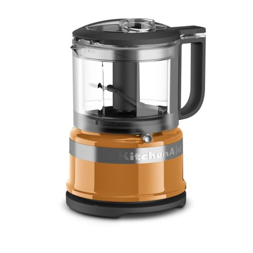 3.5 Cup Food Chopper - Tangerine