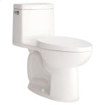 American StandardLoft Right Height Elongated One-Piece Toilet - White