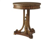 Linguist Lamp Table