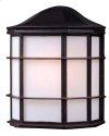 Alcove - 1 Light Outdoor Wall Lantern